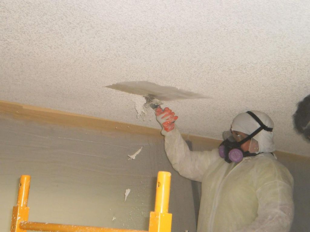 Admirable Popcorn Ceiling Removal Awm Asbestos Meth Removers Download Free Architecture Designs Xerocsunscenecom